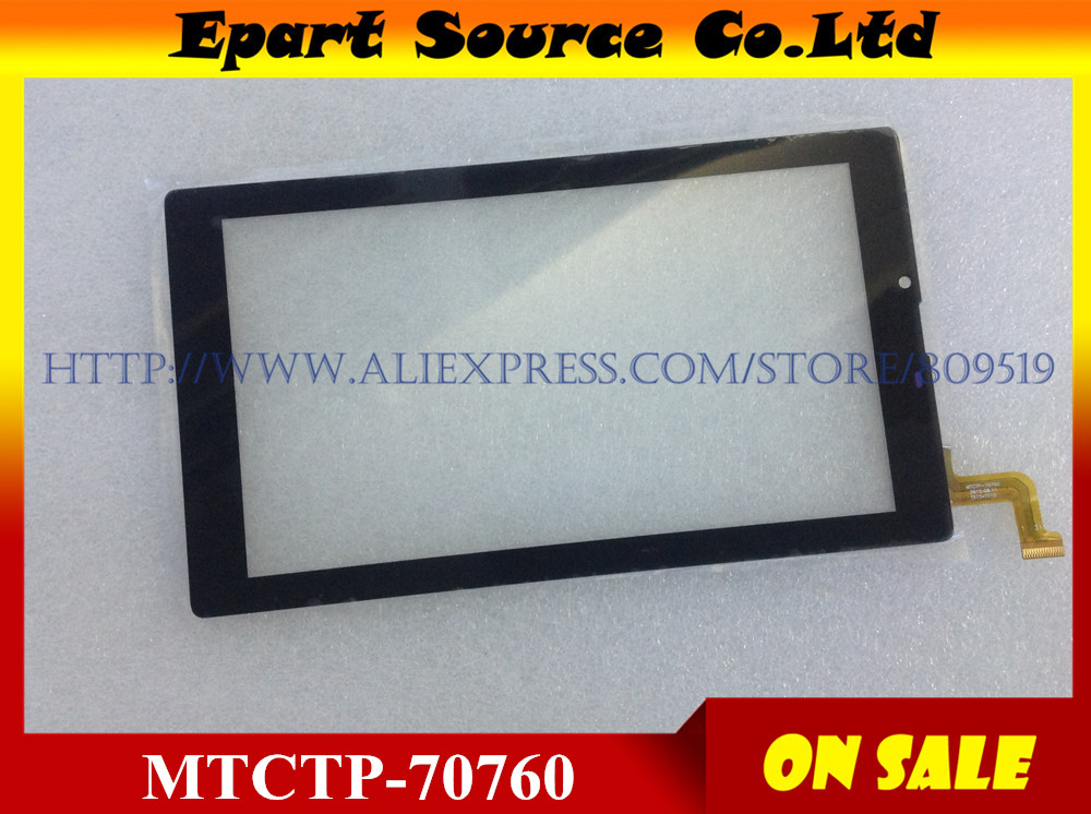 A+ 7inch touch for tablet capacitive touch screen panel digitizer for TEXET X-pad Rapid TM-7889 7.2 4G MTCTP-70760
