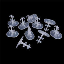 5Pcs/lotDisplay Stand Leg Support Style Holder Transparent 1/6 Doll Stander For s For Monster Doll(China)