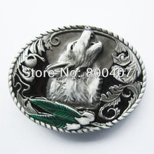 Wholesale Retail Western Wolf Belt Buckle Factory Direct Fast Delivery Free Shipping national music museum chair western musical instrument stool free shipping villa garden coffee table desk retail wholesale