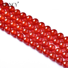 Clearance 10mm Green 38cm loose beads semi-finished products DIY hand-knitted accessories