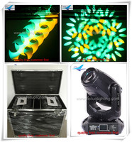2pcs CASE Spot Beam Wash 3in1 10R Lamp 280w Pointe Moving Head Light With Flight