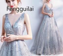 FENGGUILAI Fashion Women  Elegant Dress Strriped Sexy Strapless Off The Shoulder Backless Vestidos