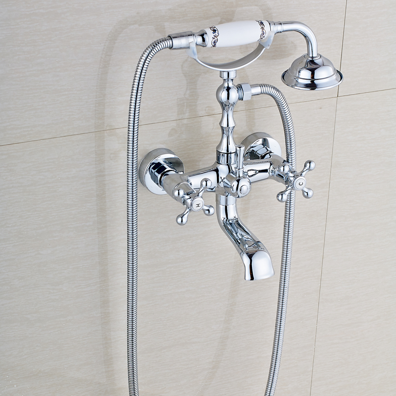 Buy Bright Chrome Polished Wall Mounted