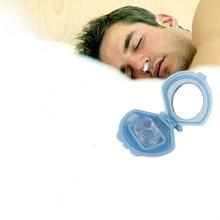 Горячая Распродажа, 1 шт., силиконовая противохрапящая ограничительная пробка, противохрап, клипса для носа, оборудование для сна, детский ватный тампон