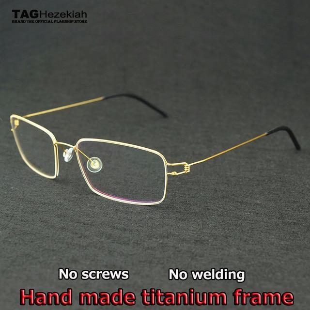 Das mulheres dos homens marca óculos de armação de Óculos Feitos na  Dinamarca computador miopia óculos 8f1f287525