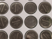 40pcs/lot New For Panasonic CR2477 3V CR 2477 High Performance Temperature Resistant Button Coin Battery Cell Batteries