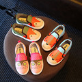 Niños casual shoes shoes girls historieta de los bebés deportes sneaker lentejuelas planas princesa shoes kids shoes