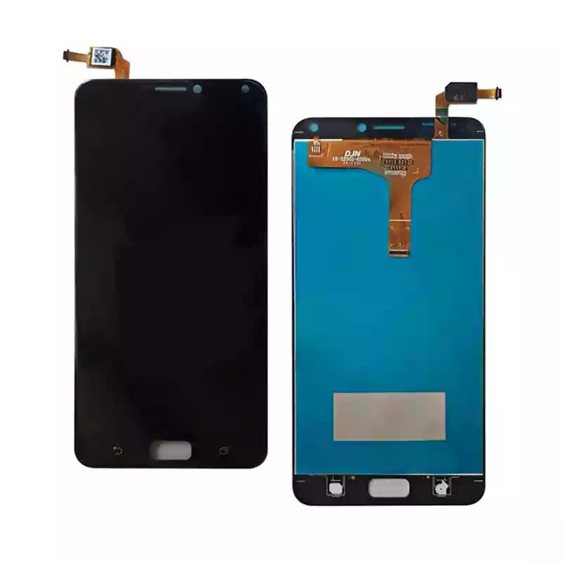For Asus Zenfone 4 Max ZC554KL LCD Display Screen + Touch Screen Digitizer Assembly Black Free Shipping 100% original for samsung galaxy note 3 n9005 lcd display screen replacement with frame digitizer assembly free shipping