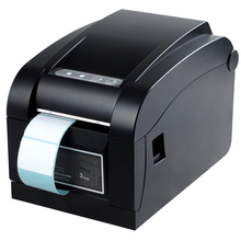 ITPP030 80mm 3 inch Thermal Barcode Label Printer Serial+USB+Ethernet Port Compatiable ESC/POS gift 1thermal paper 1scanner pos printer 80mm thermal receipt printer q200 ii automatic cutting usb serial ethernet port