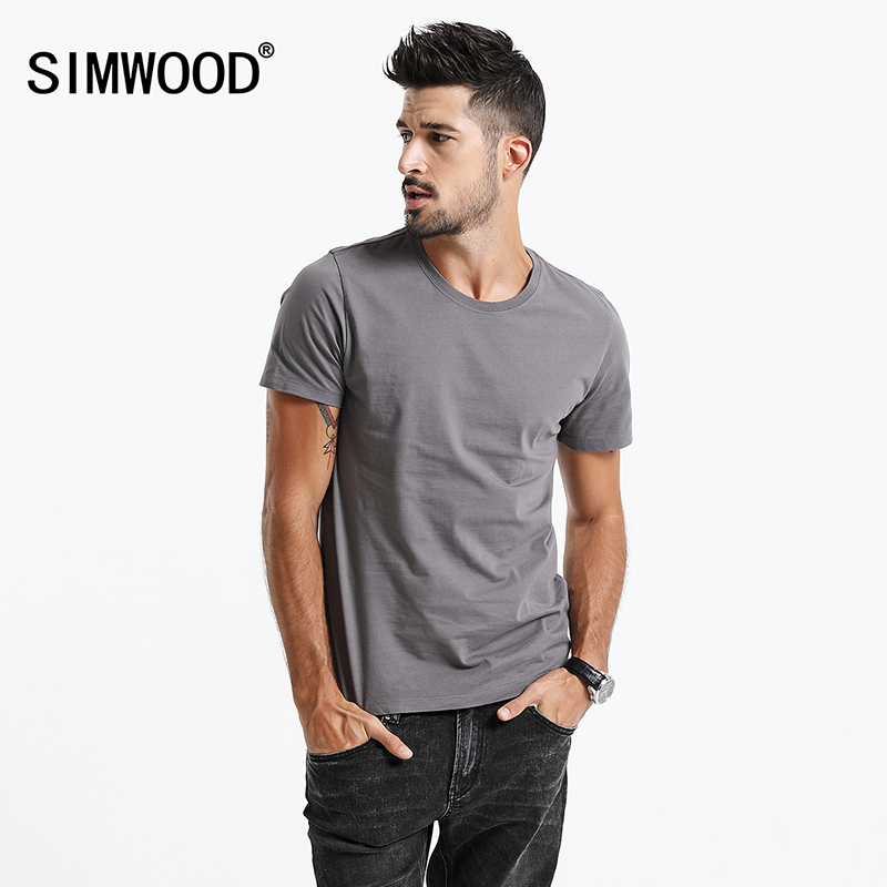 Slim Fit Solid Color fitness Casual Tops  5
