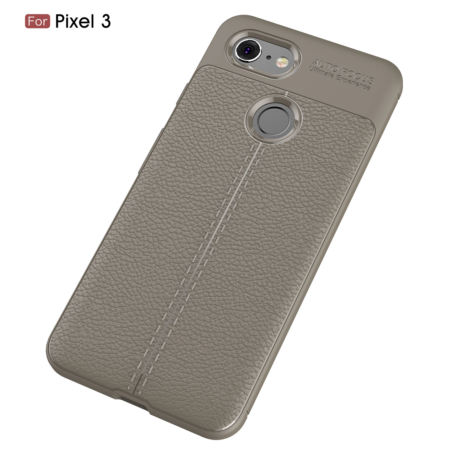 Shell Google Pixel 3 Case Pixel3 Cover Soft Silicone Leather Design Cover For Google Pixel 3 Phone Case Coque 5.4