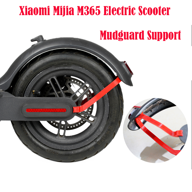 Rear-Fender-Wing Mudguard Cable Support-Protection Bird-Scooter M365 Xiaomi Mijia 187