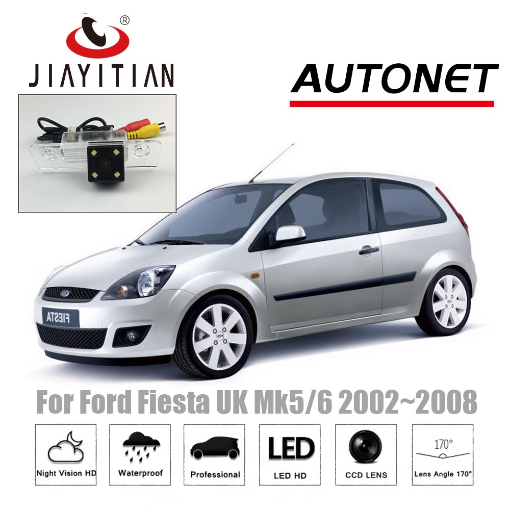 hight resolution of jiayitian rear view camera for ford fiesta st classic for i kon 2002 2008