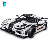 Stzhou LEPIN 23002 3136Pcs Technic Series Traffic Jam Model Building Blocks Bricks Toys Model To Children