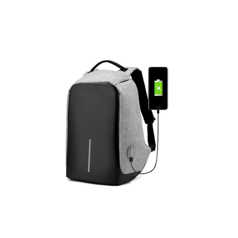2017 USB Women Backpack Student College School Bags Waterproof Backpack Men Rucksack Mochila Laptop Bag Backpack Anti Theft