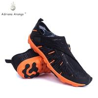 adriana 2019 Women Men Water Wet Shoes Barefoot Swim Fishing Yoga GYM Shoes Adult Aqua Flat Shoe Couple Upstream Beach Footwear