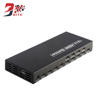 SZBITC 4K HDMI Distributer 1X12 Video Wall Controller Screen Splitter 1 In 12 Out EDID RS232 for PC DVD
