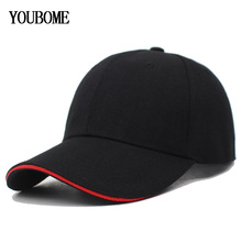 YOUBOME Women Baseball Caps For Men Brand Snapback Plain Sol