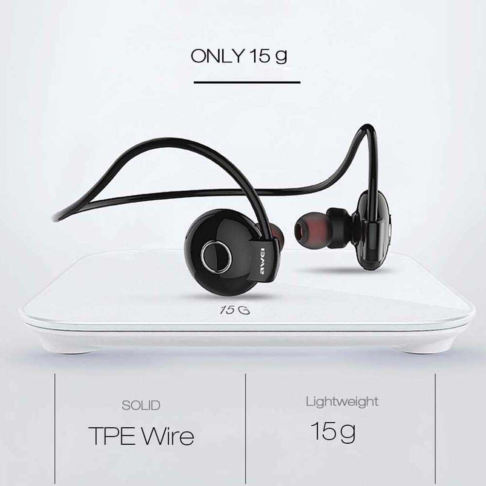 Awei Blutooth Спорт Auriculares Bluetooth наушники для вашего в ухо бутон телефон беспроводные наушники наушник вкладыши