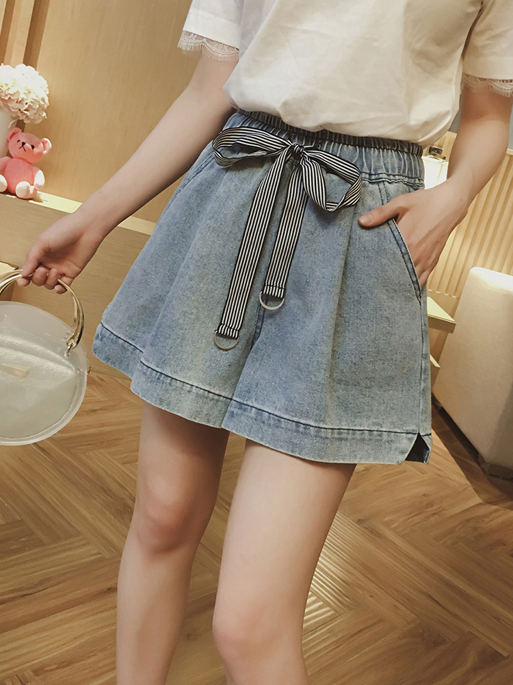 Cheap Wholesale 2018 New Autumn Winter  Hot Selling Women's Fashion Casual Sexy Shorts Outerwear G326