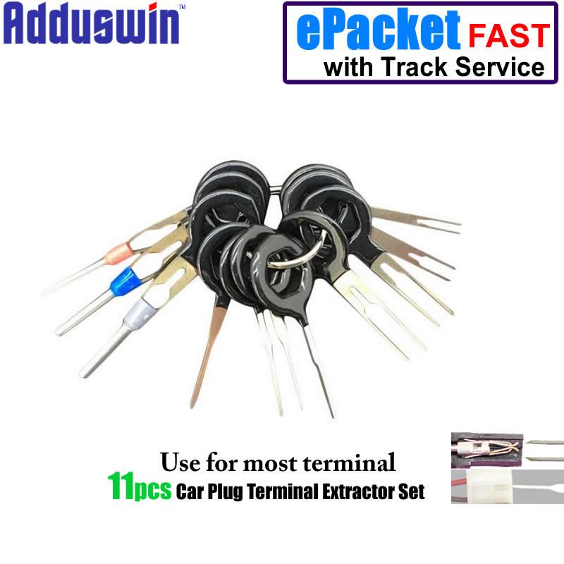adduswin 11pcs auto car plug circuit board wire harness ... pcb 4 pin wire harness 4 pin wire harness