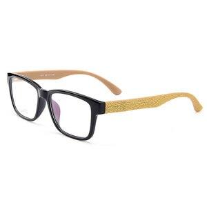 Image 4 - Gmei البصرية Urltra Light TR90 كامل حافة الرجال إطارات نظارات بصر المرأة البلاستيك قصر النظر نظارات 7 ألوان اختياري M1011