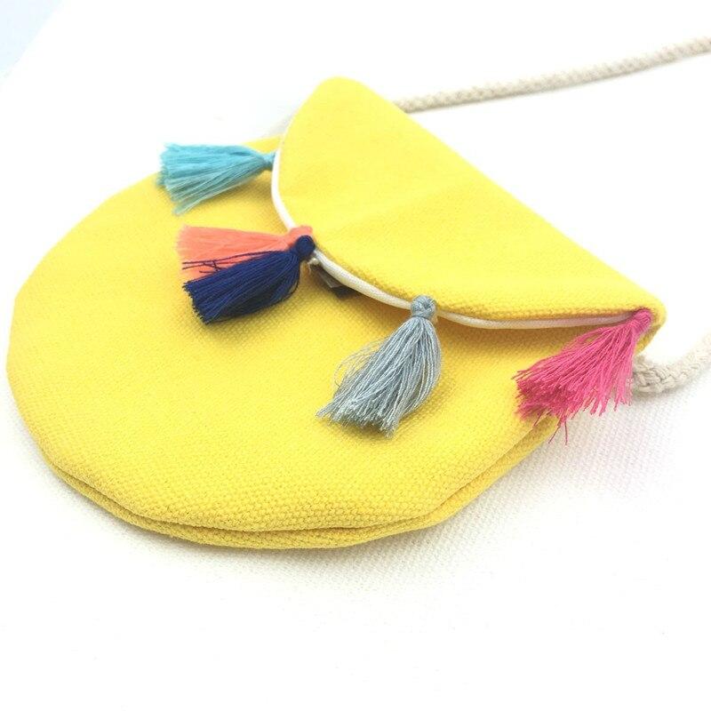 crianças lona ocasional pequeno bolsa Tipo de Fecho : Hook & Loop