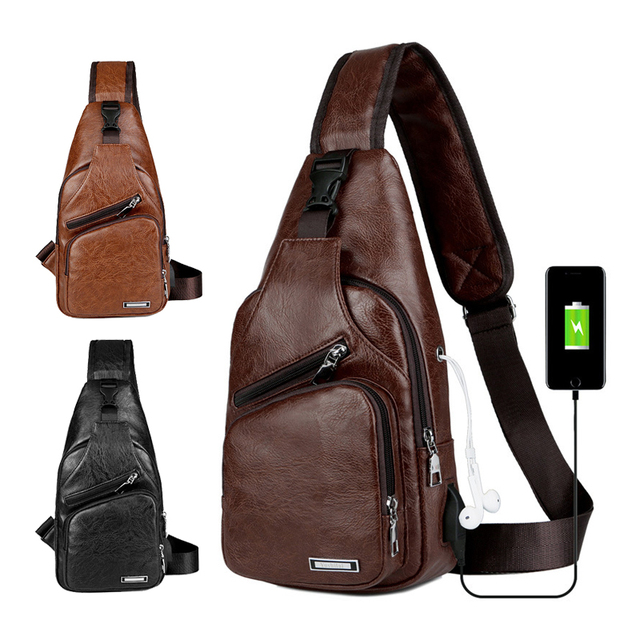 Men's Cross body bag