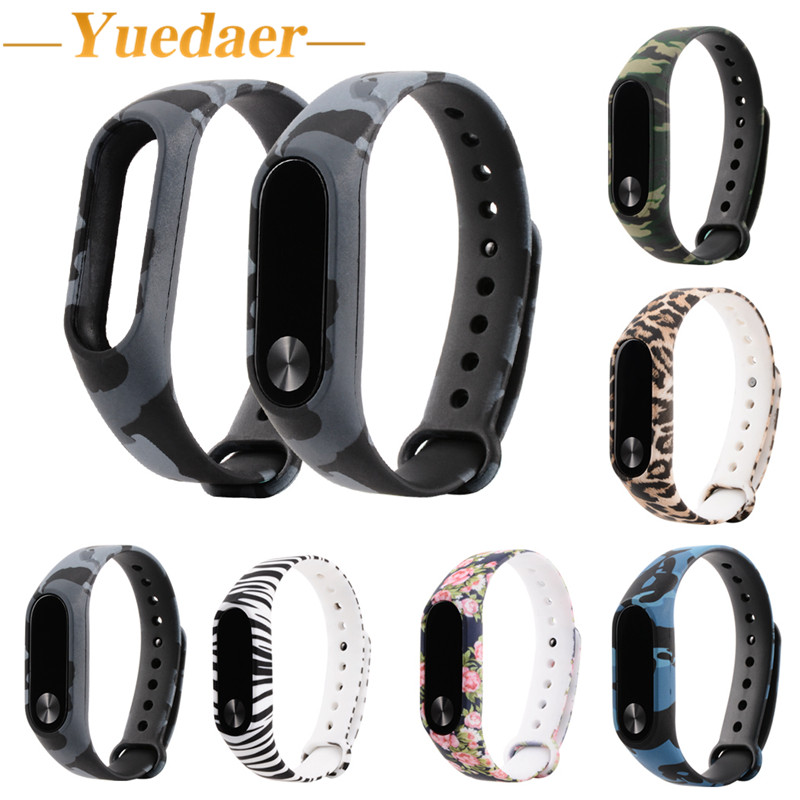 New Colorful Mi Band 2 3 Strap for Xiaomi Mi Band 3 2 silicone wrist strap sport miband 2 band3 belt Smart Bracelet Accessories