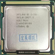 Intel Core i5 760 Desktop Processor i5-760 Quad-Core 2.8GHz 8MB L3 Cache LGA 1156