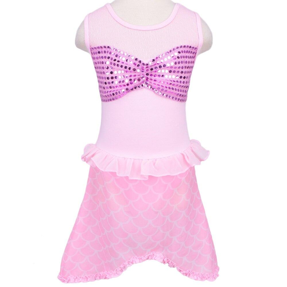 Honesty Baohulu New Kids Girls Dress Tutu Fashion And Cute Frozen Anna&elsa Princess Ballet Dress Leotards Tutu Dress For 3~12y Hot Sale Ballet