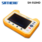 Sathero SH-910HD Digital Satellite Meter Satellite Finder DVB-S/S2 MPEG-4 7 Inch HD LCD Screen With Real time Spectrum Analyzer