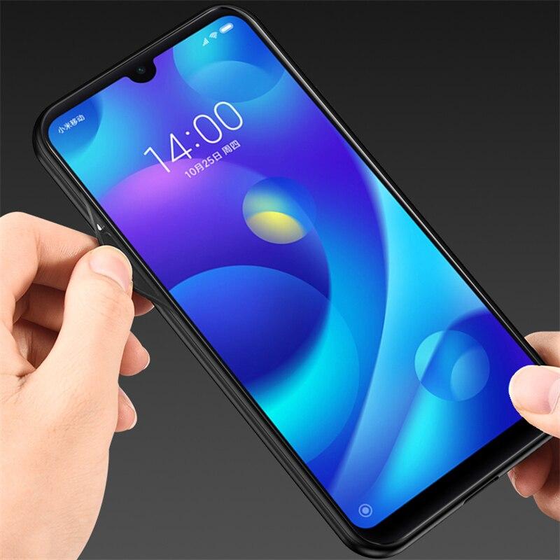 Protection Ultra mince coque de téléphone cadre souple Fundas pour Xiao mi A2 Lite rouge mi S2 étui antichoc 041003