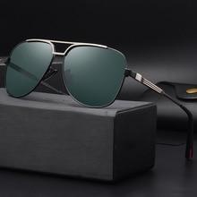 COLECAO Conducción gafas de Sol Polarizadas Para Hombre hombres de la Moda gafas HD gafas Polarizantes para hombres de Pesca gafas de sol hombres c1504