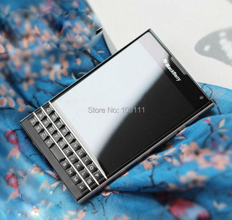 US $172 98 |Q30 Original BlackBerry passport Q30 Phone unlocked Quad core  3GB RAM 32GB ROM QWERTY keyboard ,Free Shipping-in Cellphones from