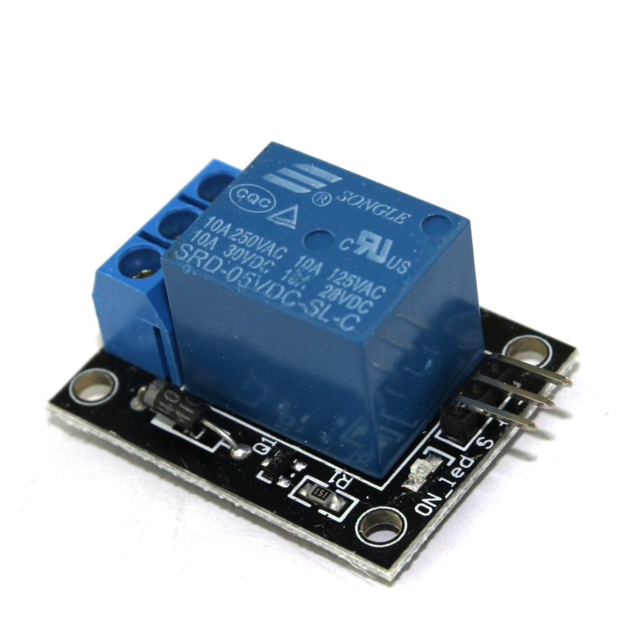 цена на 10pcs KY-019 5V One 1 Channel Relay Module Board Shield For PIC AVR DSP ARM for arduino Relay DIY Starter Kit