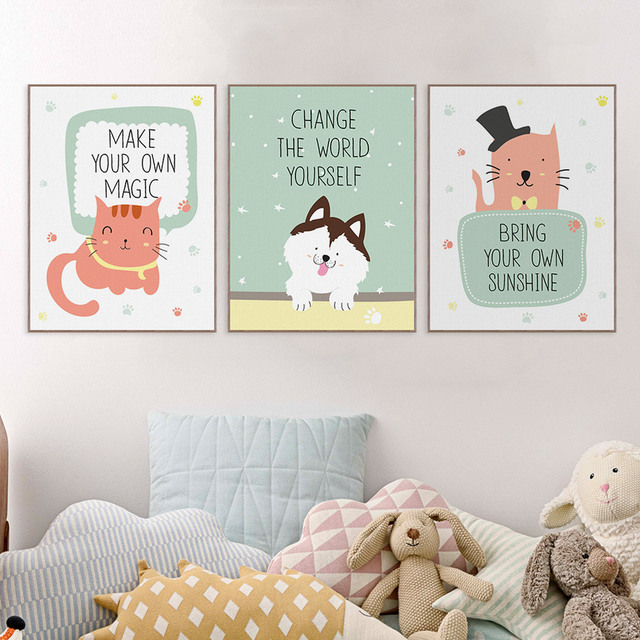 Nursery Wall Art And Canvas Prints Nursery Panoramic Photos Posters