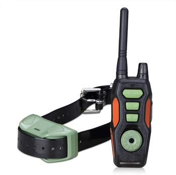 PET618 Remote Control  880 Yards Shock Vibration Waterproof dog collar leash For 1 Dog  Dog Training Electric Collar