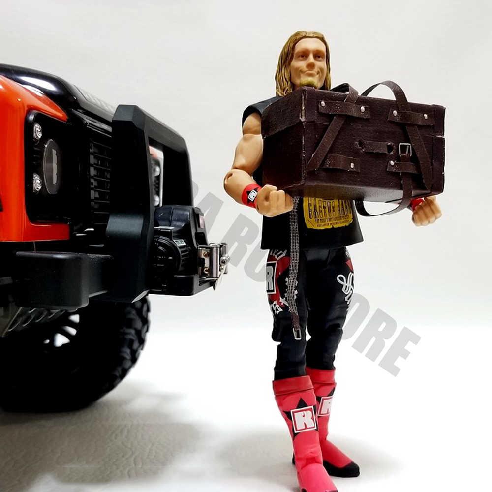 7 дюймов человек фигурка водителя для 1/10 RC Rock Crawler осевых SCX10 RR10 Морок Traxxas TRX-4 D90 D110 Tamiya CC01