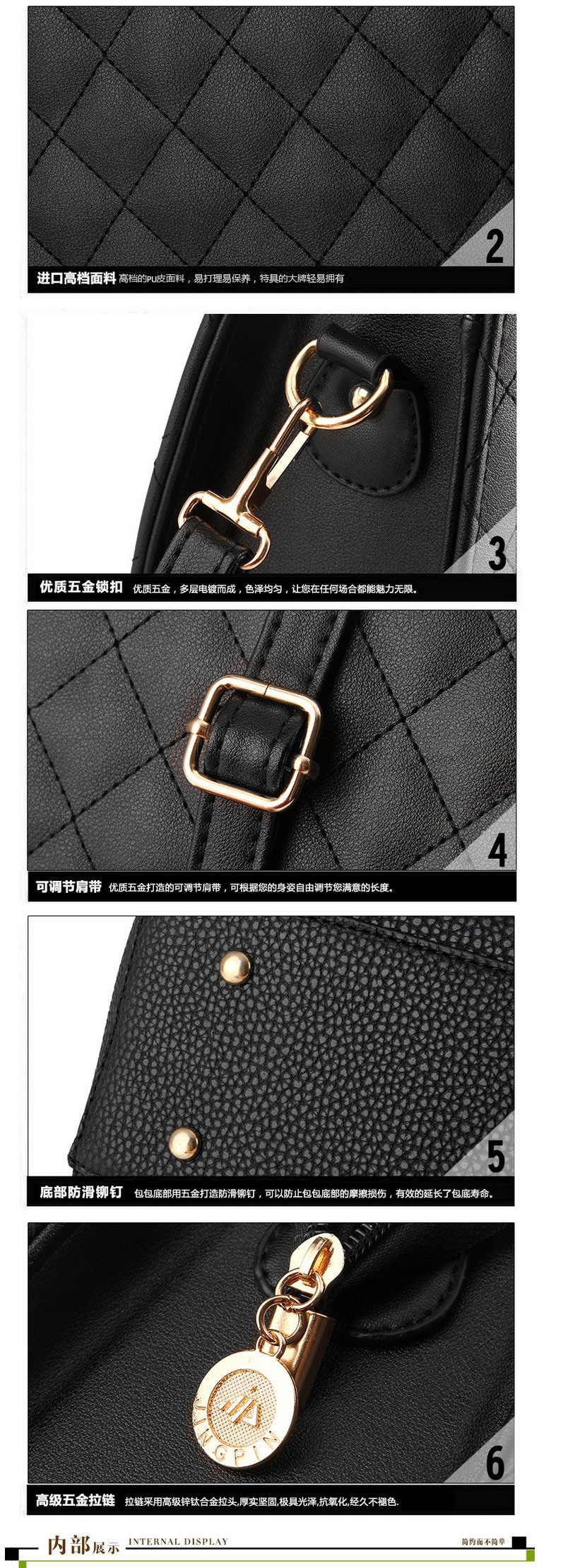 f3fc92aa7248 Shoulder messenger bag High Quality genuine leather bags handbags women  famous brands 2016 Fashion Ladies dollar price 1724