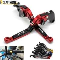 CNC ALumimum Motorcycle Brake Clutch Levers Adjustable For YAMAHA V MAX 1200/VMAX 1200 VMAX 1200 1985 2008