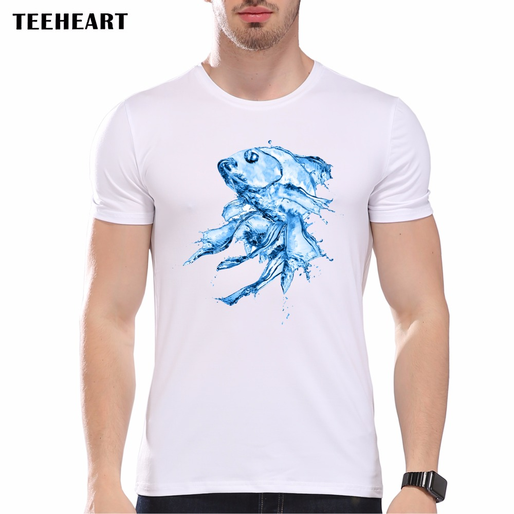 Online buy wholesale fish print shirts from china fish for Fishing t shirts brands