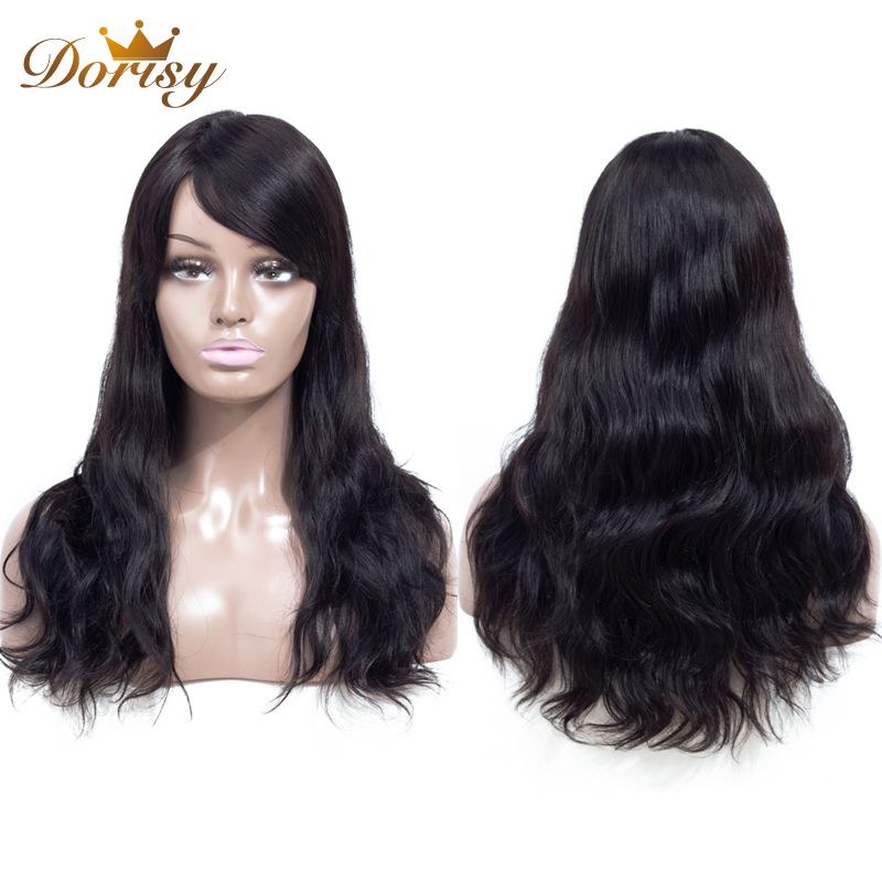13 4 Lace Front Human Hair Wigs With Silk Top For Black Women Brazilian Body Wave