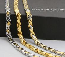 Gold Filled Magnetic Necklace