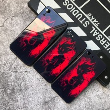 Dragon Ball Tempered Glass iPhone Cases 2019 (set 1)