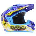 Roc Star motorcycle helmet 9 color available Off Road helmet DOT ECE approved safety helmet Nice Graphis and confort lining