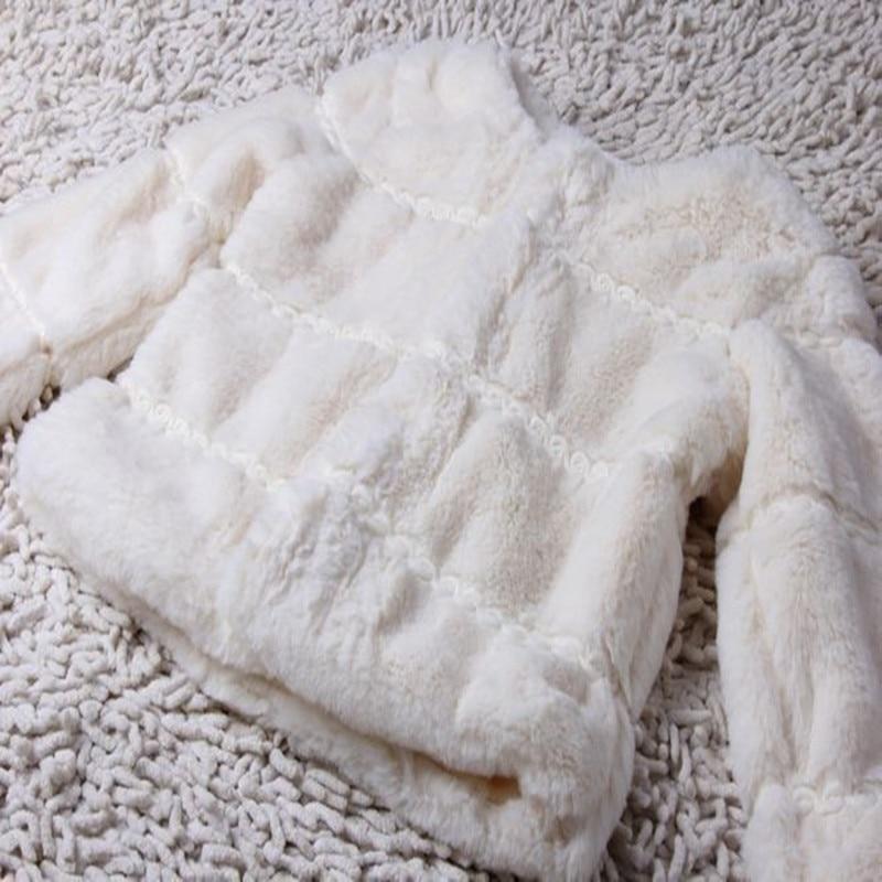 2019 бренд дівчаток зимових теплий - Дитячий одяг - фото 4