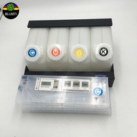 Best price!!! continuous ink supply system/bulk ink system for mimaki/mutoh/continuous ink system for digital printing machine