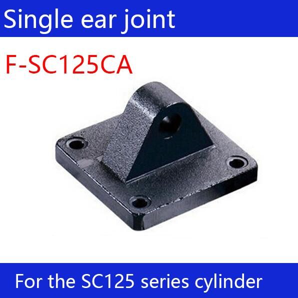Free shipping 1 pcs Free shipping SC125 standard cylinder single ear connector F-SC125CAFree shipping 1 pcs Free shipping SC125 standard cylinder single ear connector F-SC125CA