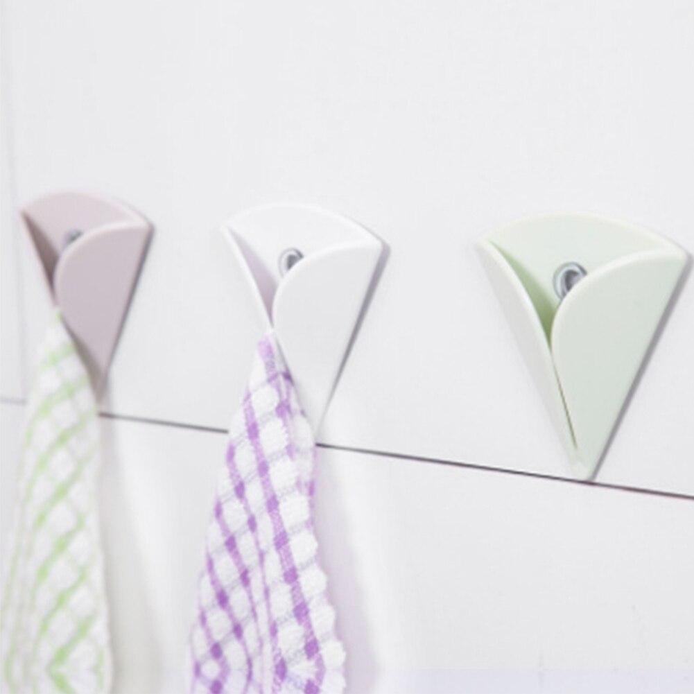 Многофункциональный держатель для ручного полотенца на присоске, кухонные крючки для посуды, держатель для ванной комнаты, кухонные стеллажи для хранения
